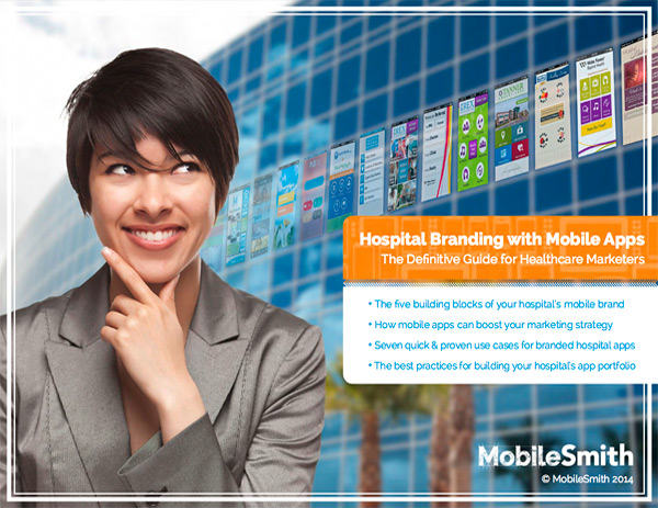 Hospital Branding with Mobile Apps