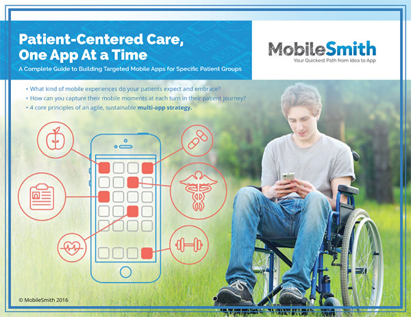 Patient-Centered Care, One App at a Time