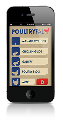 Poultry Pal built on the MobileSmith Platform