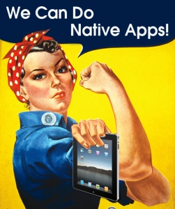 Native vs HTML5 : We Can Do Native Apps!