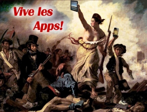 Mobile App Revolution - Vive les Apps!