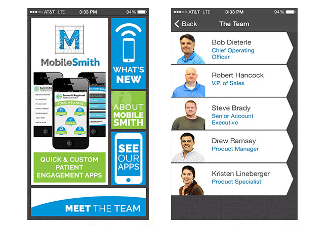 Download the MobileSmith App