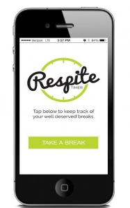 Respite - Work Break Timer App