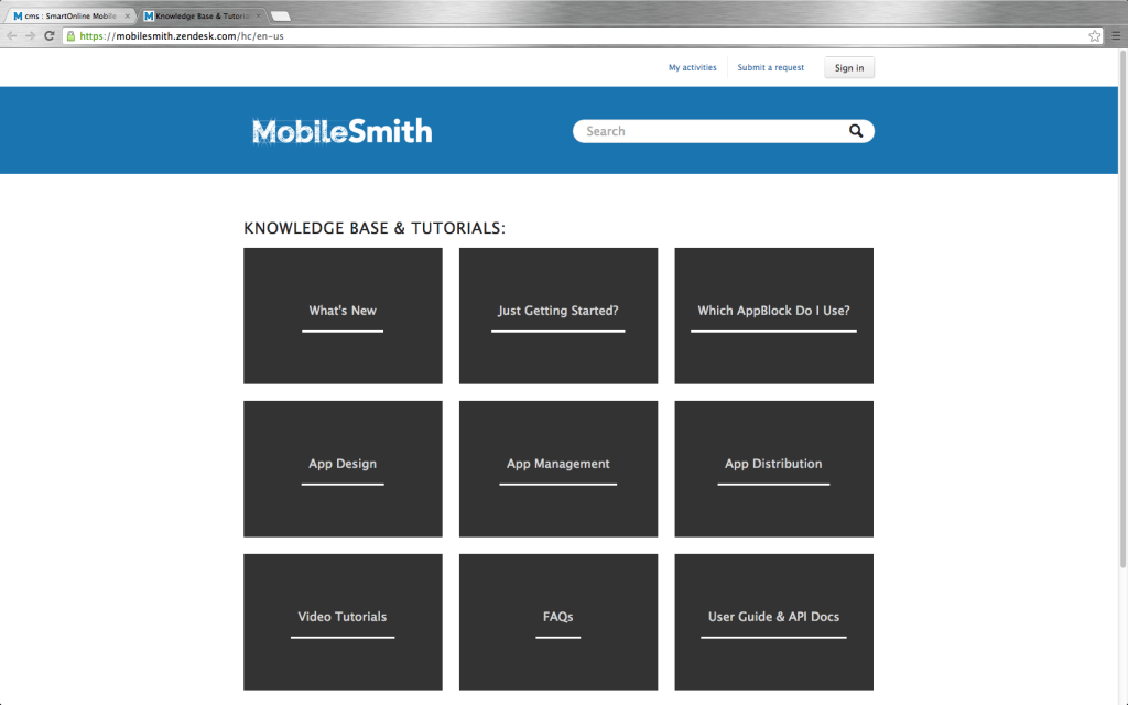 Mobile App Enterprise Security with MobileSmith