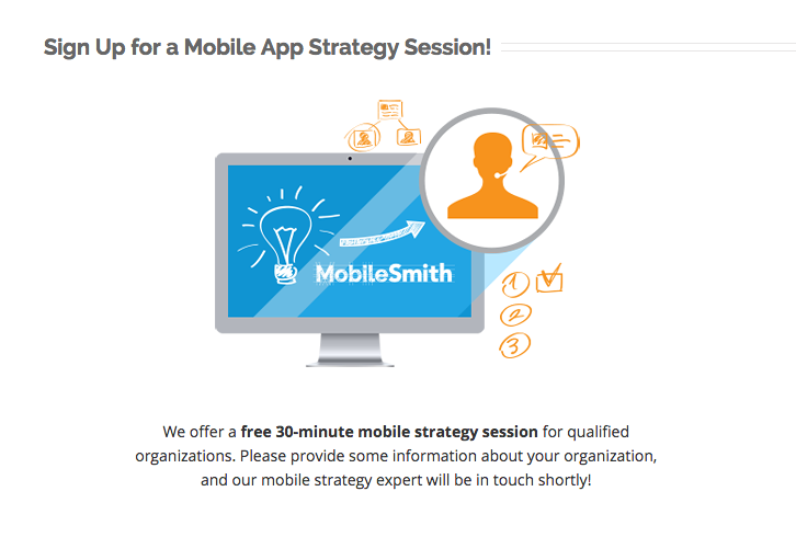Visit the MobileSmith Services Page and Build a Great App like Freeman Health