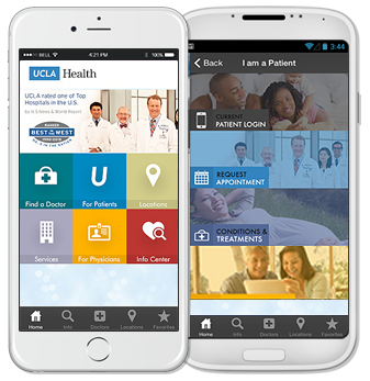 Branded General Hospital App - Tap to Download a Sample!