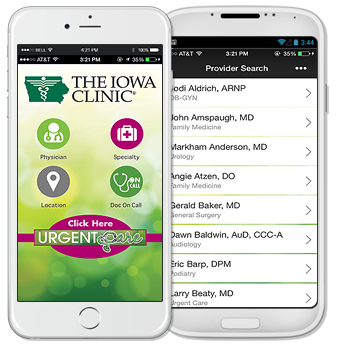 Physician Referral App
