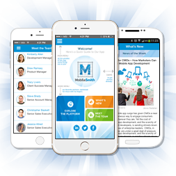 MADP and MobileSmith app