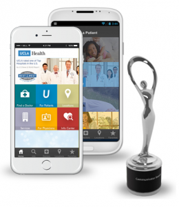 UCLA Health App - Communicator Award