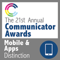 MobileSmith Customer Apps Win 2015 Communicator Awards of Distinction