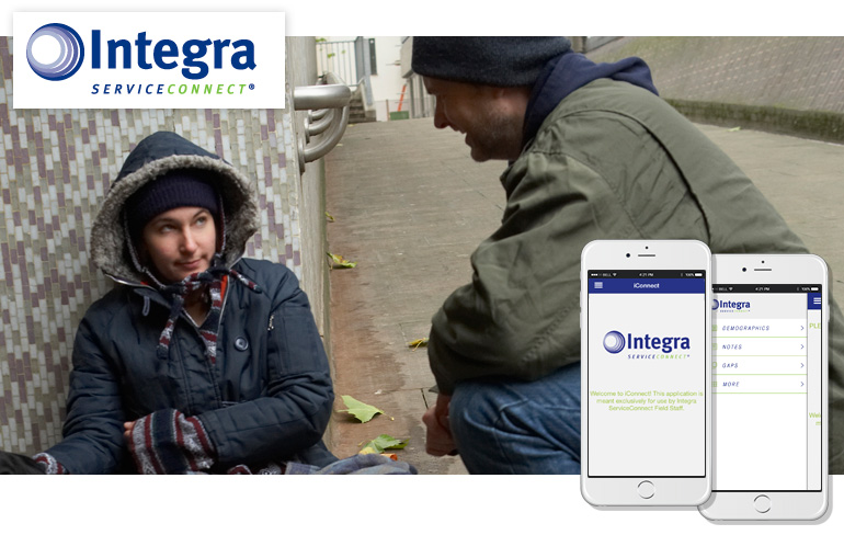 Integra iConnect Home Care App