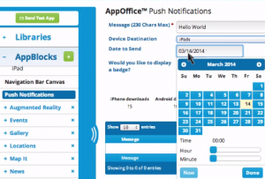 How to Configure Push Notifications