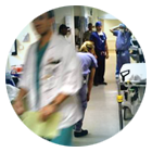Reducing ER Overcrowding with Mobile Apps