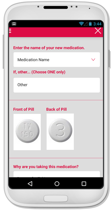 medication adherence apps