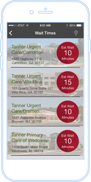 Tanner Health - Tanner Urgent Care