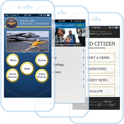 Federal Agency Apps