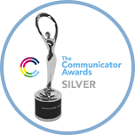 Communicator award silver