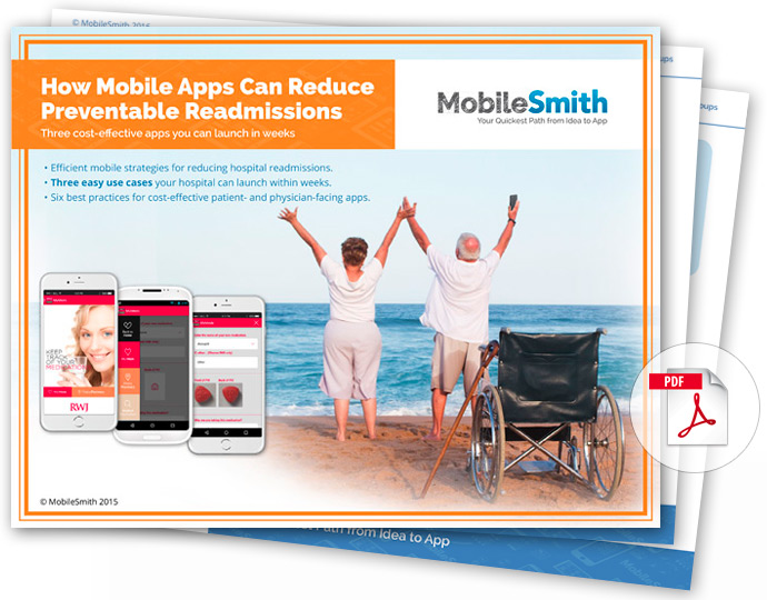 How Mobile Apps Can Reduce Preventable Readmissions
