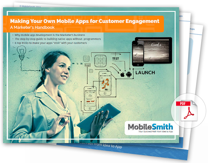 Making Your Own Mobile Apps: a Marketer's Handbook