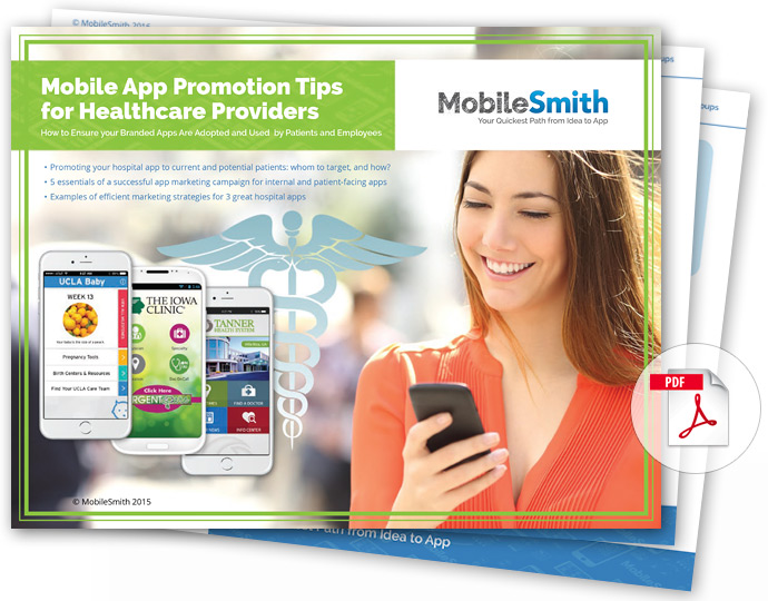 Mobile App Promotion Tips for Healthcare Providers - Free eBook