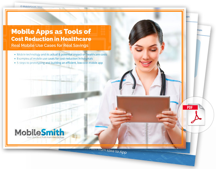 Mobile Apps as Tools of Cost Reduction in Healthcare