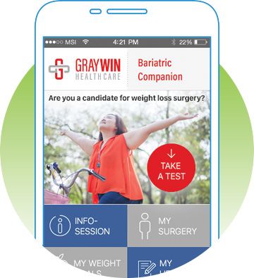 Patient Acquisition - Bariatric App