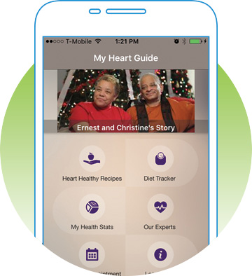 Chronic Disease Management - MyHeartGuide by Einstein