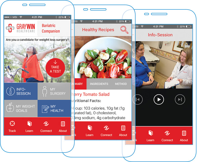 Branded Hospital Apps - Patient Acquisition