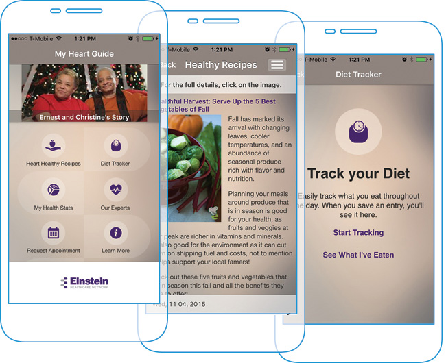Hospital Apps - Chronic Disease Management