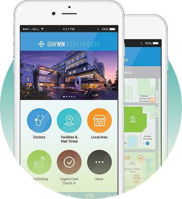 Health app blueprints quick mobile roi for your health system engage physicians facilitate referrals to your health system malvernweather Choice Image