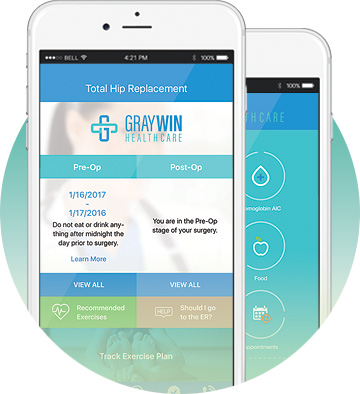 Health app blueprints quick mobile roi for your health system improve adherence care coordination and population health malvernweather Choice Image