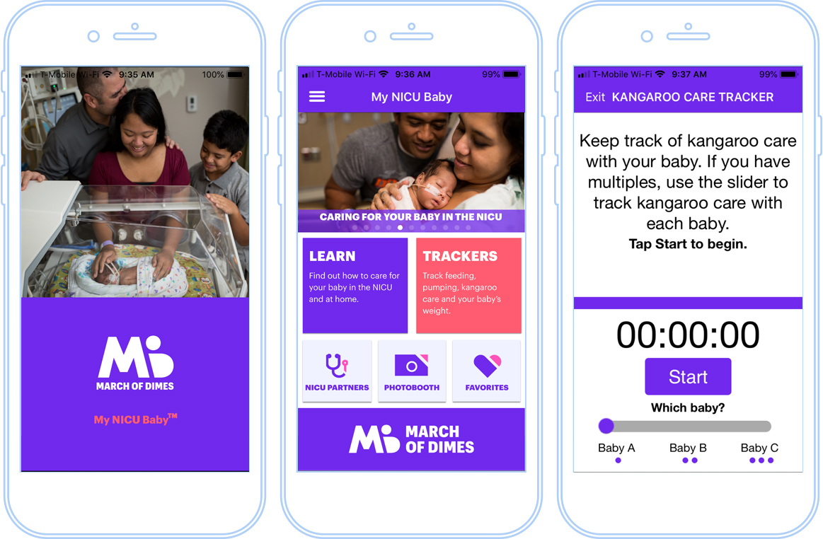 March of Dimes App