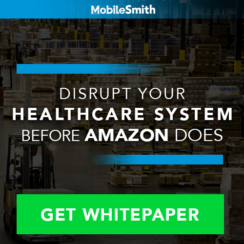 disrupt your healthcare system before amazon does