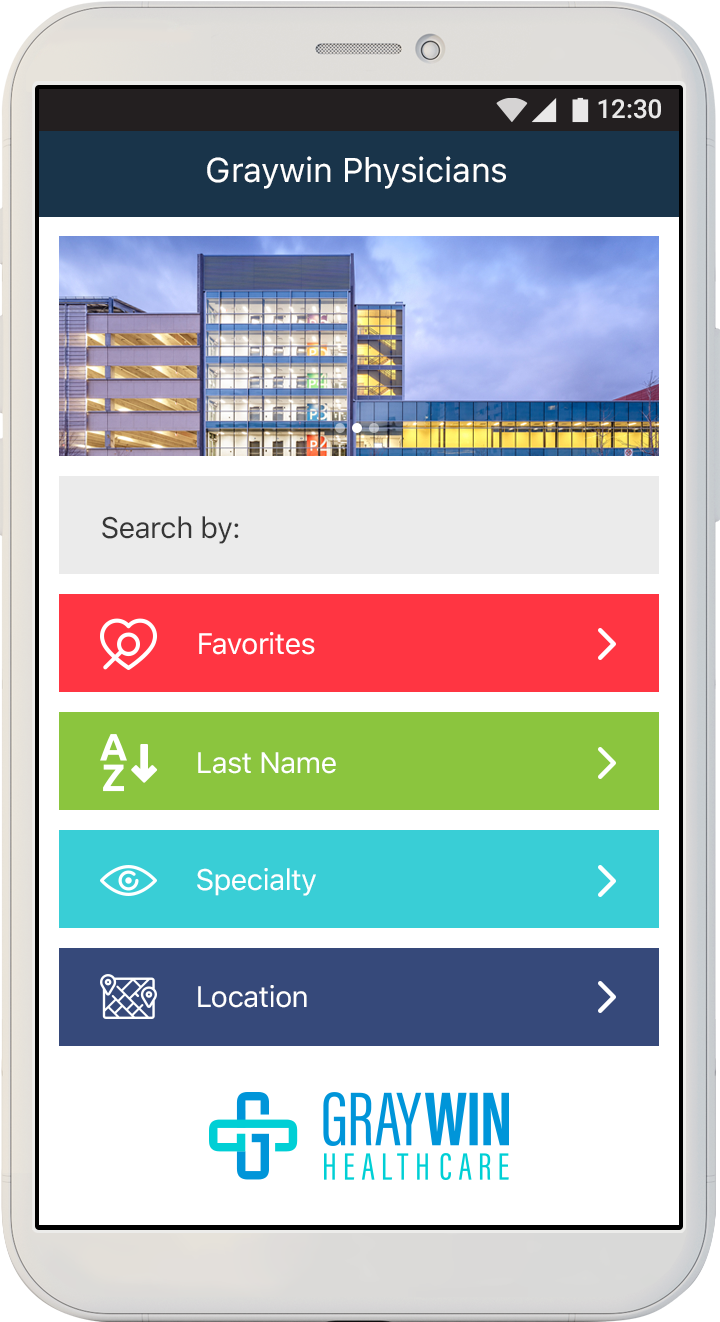 physician referral apps