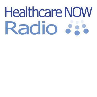 HealthcareNow Radio Logo