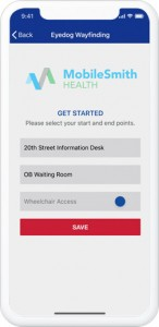For Providers: User-Friendly Mobile Wayfinding